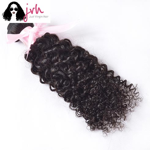 Brazilian Virgin Hair Curly Wave Bundles