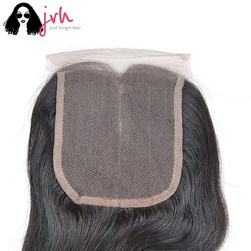 Indian Virgin Hair Body Wave Lace Closure
