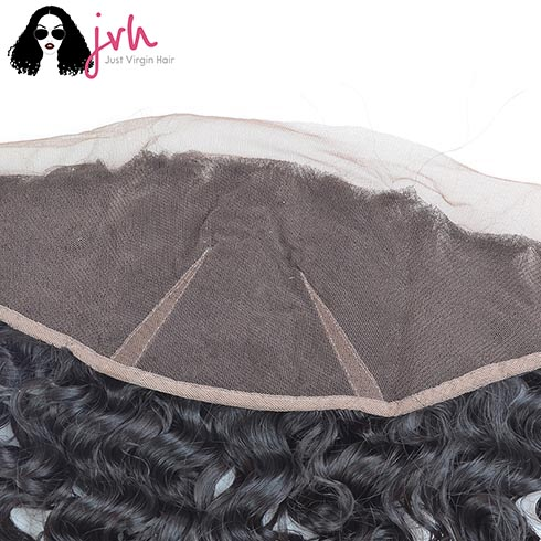 Peruvian Hair Deep Wave Lace Frontal
