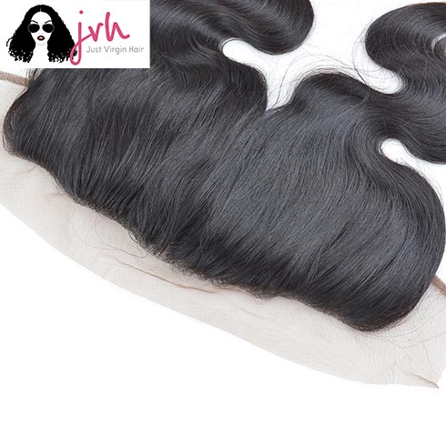 Indian Hair Body Wave Lace Frontal