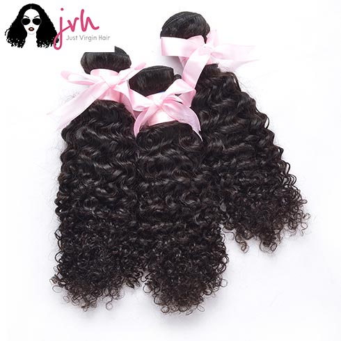 Brazilian Curly Virgin Hair 3 Bundles In Pack