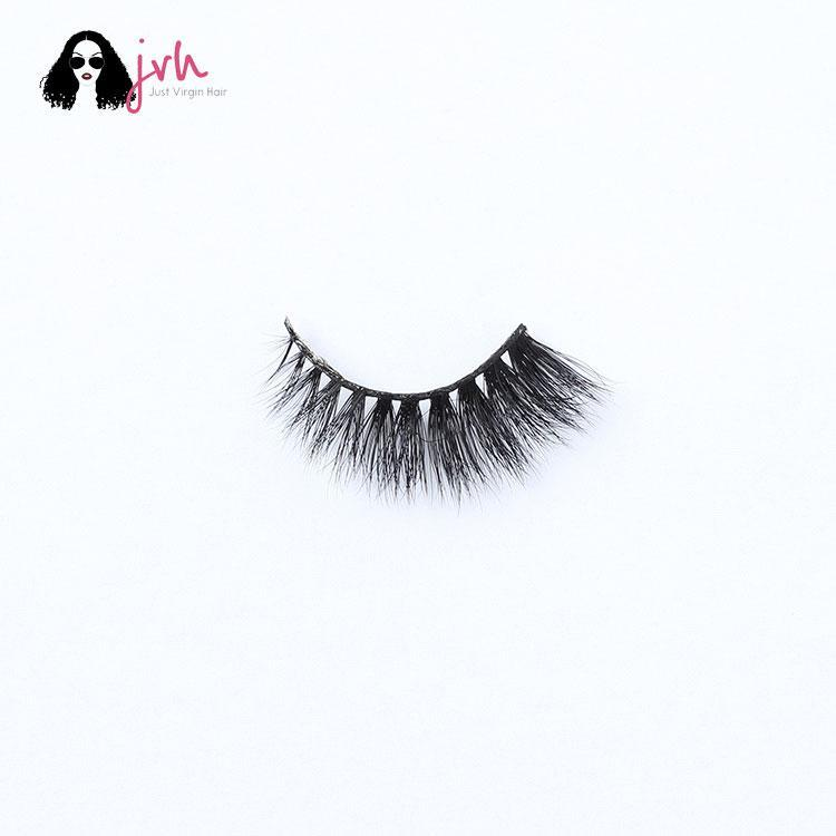 just virgin hair 3D mink lashes extensions