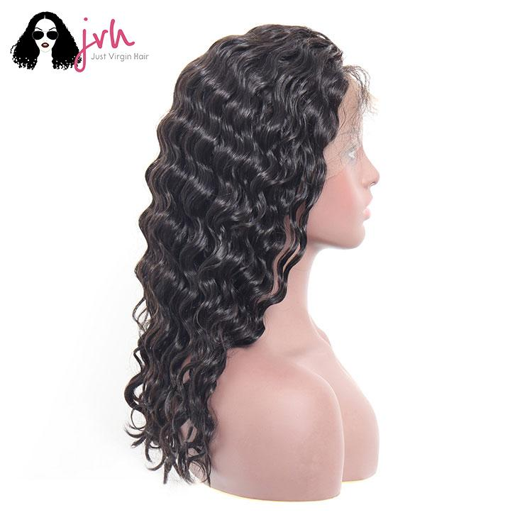 Real Human Hair Wigs For Sale Online Loose Wave 13*4 150% Density