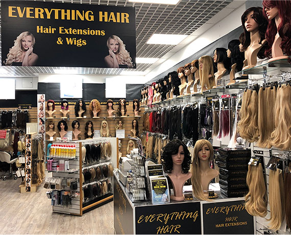 Hair Wholesale Store
