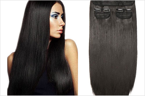 2020 Best Extensions - Clip-In Hair Extensions