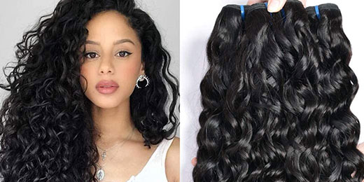 2020 Best Extensions - Brazilian Curly Hair Extensions