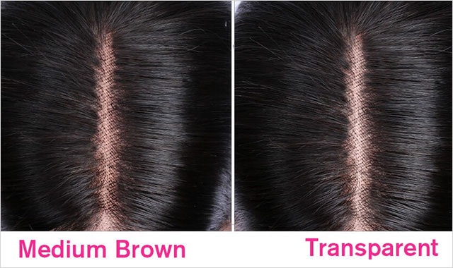 Justvirginhair - Common Brown Lace Wigs