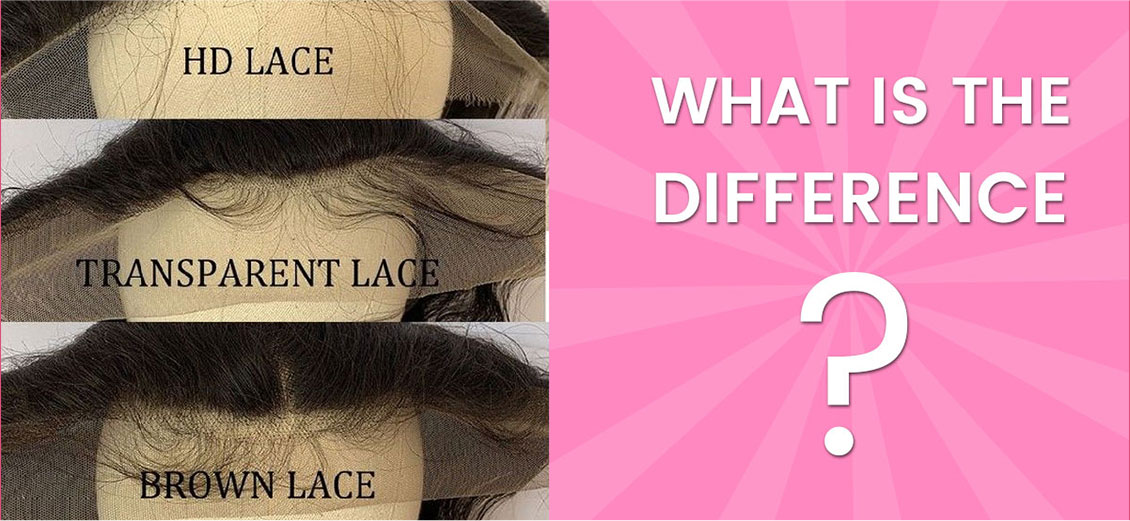 Justvirginhair - Lace Wigs Types Differences