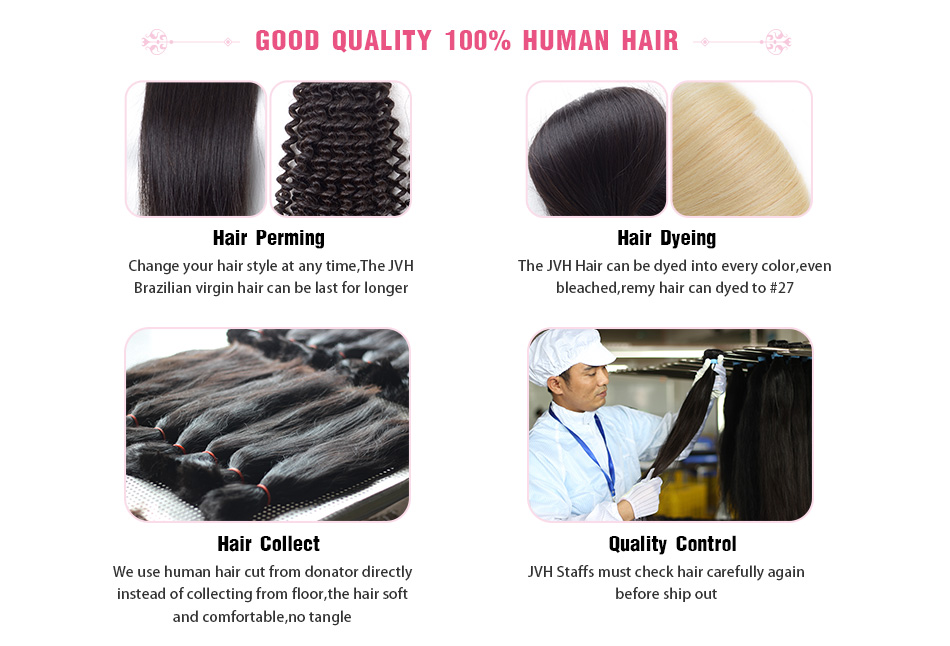 Justvirginhair - Best Quality Human Hair