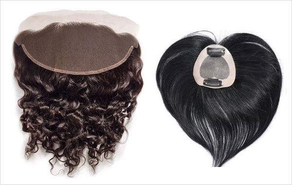 Justvirginhair - Human Hair Topper