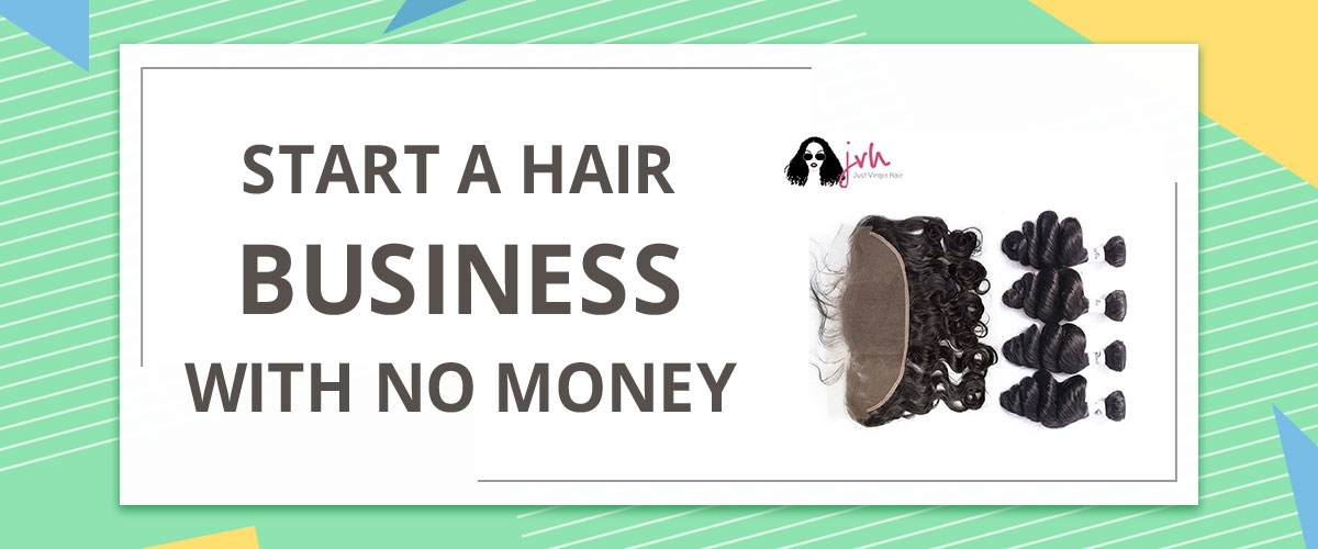 2020 Start A Hair Business Online With No Money & No Inventory