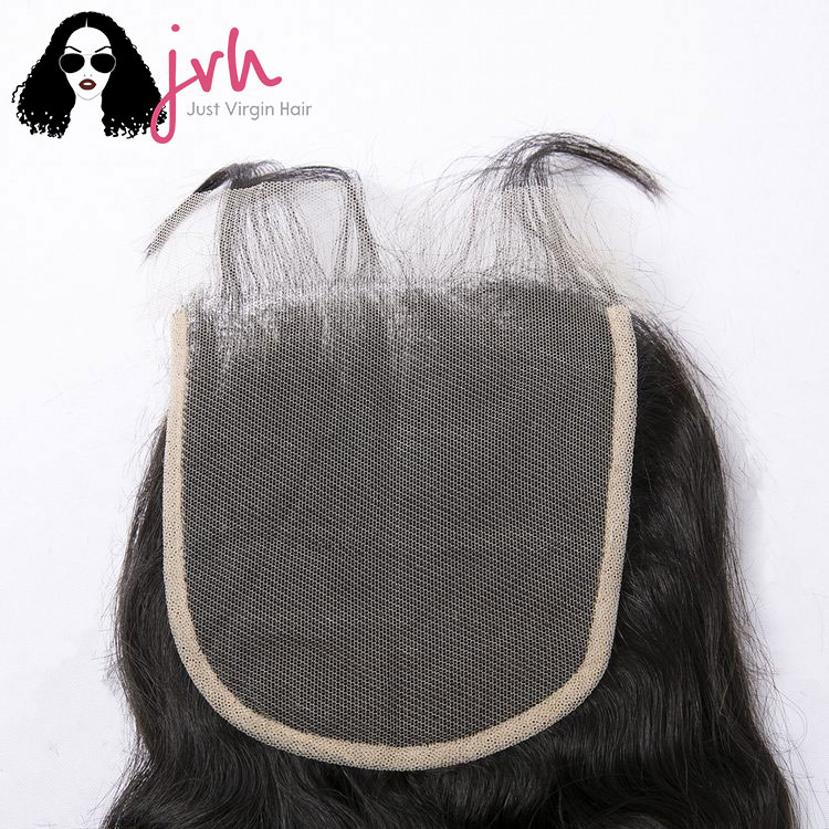 Brazilian Loose Wave 5x5 Transparent Lace Closure 3